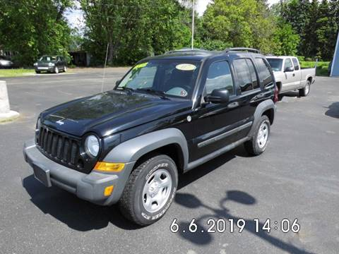2007 Jeep Liberty for sale in Erie, PA