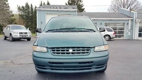 2000 Plymouth Voyager for sale in Erie, PA