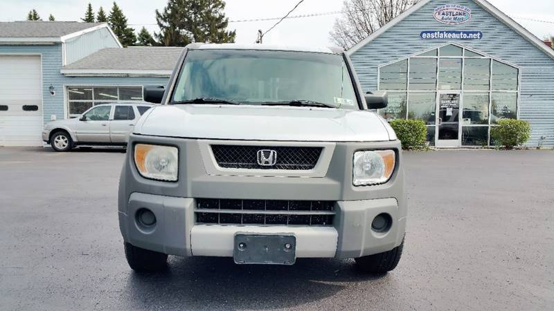 2003 Honda Element Awd Dx 4dr Suv In Erie Pa Eastlake Auto Mart