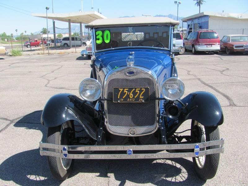 1929 Ford Model A  - Tucson AZ