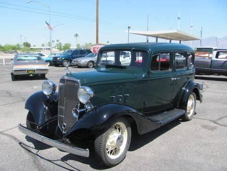 1930 Chevrolet Master Eagle