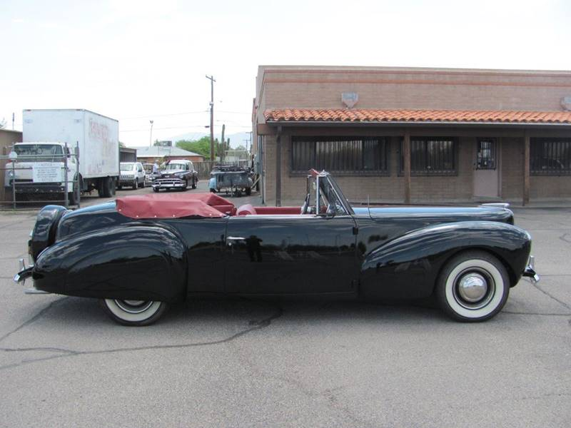 1940 Lincoln Continental  - Tucson AZ