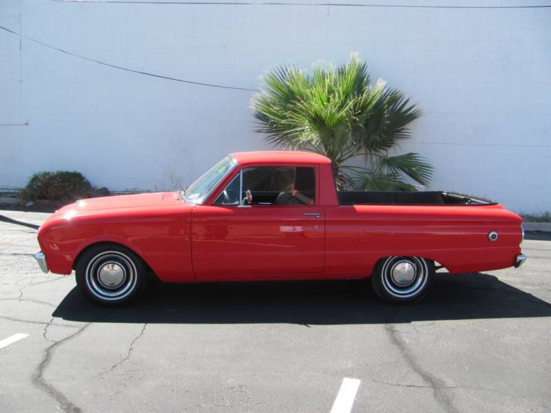 1963 Ford Ranchero In Tucson Az Suburban Motors