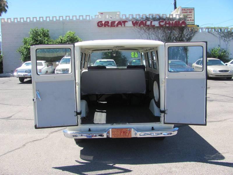 1963 Ford Falcon  - Tucson AZ