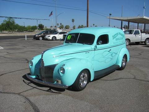 1941 Ford SEDAN DELIVERY for sale at Suburban Motors in Tucson AZ