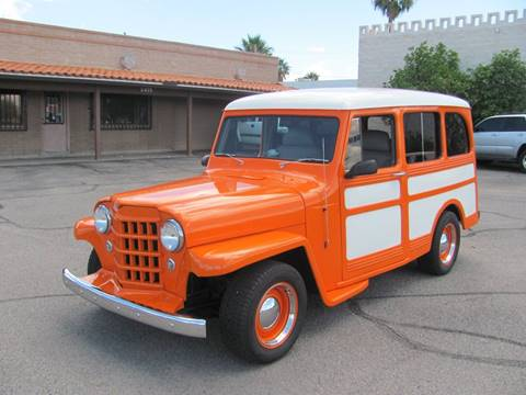 1950 Willys Jeep for sale in Tucson, AZ