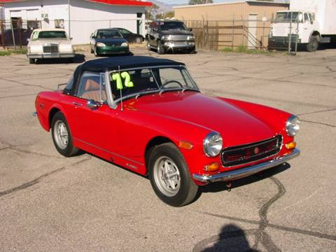 1972 MG Midget for sale in Tucson, AZ