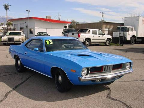 1973 Plymouth Barracuda for sale in Tucson, AZ