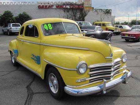 1948 Plymouth Business Coupe StreetRod - Tucson AZ