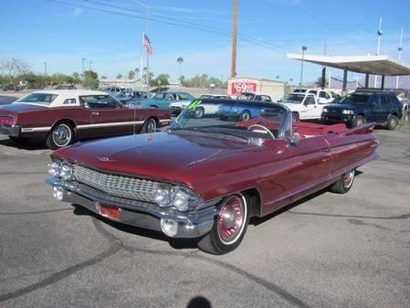 1961 Cadillac Model 62