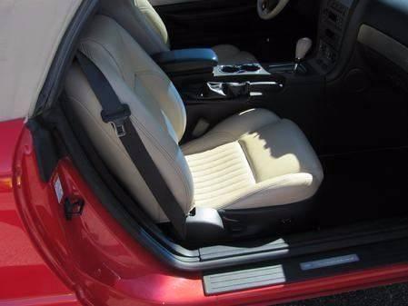 2004 Ford Thunderbird Deluxe 2dr Convertible - Tucson AZ