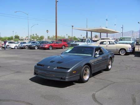 1987 Pontiac Trans Am GTA - Tucson AZ