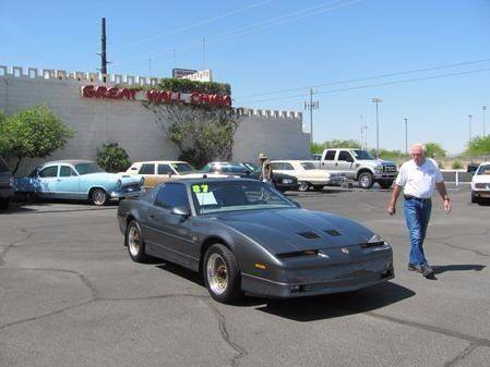 1987 Pontiac Trans Am for sale in Tucson, AZ