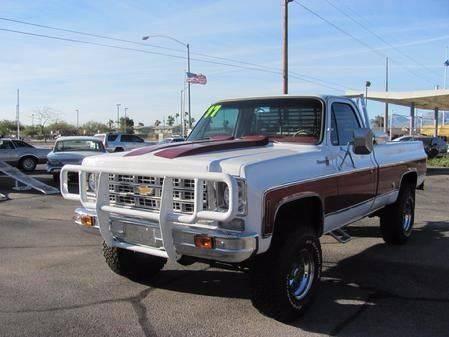 1977 Chevrolet C/K 20 Series