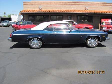 1975 Oldsmobile Delta Eighty-Eight CONVERTIBLE - Tucson AZ