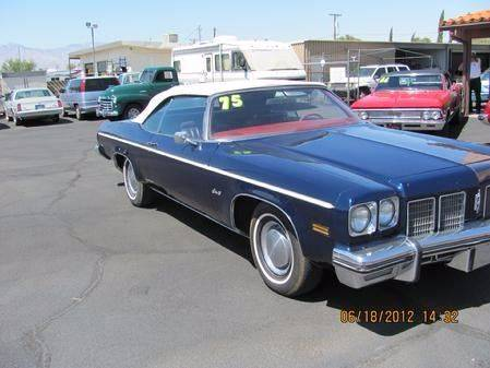 1975 Oldsmobile Delta Eighty-Eight for sale in Tucson, AZ