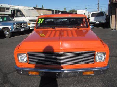 1971 Chevrolet C/K 20 Series PICK UP - Tucson AZ