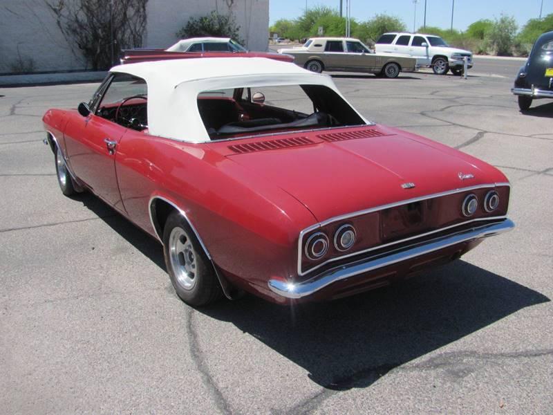 1965 Chevrolet Corvair MONZA CONVERTIBLE - Tucson AZ