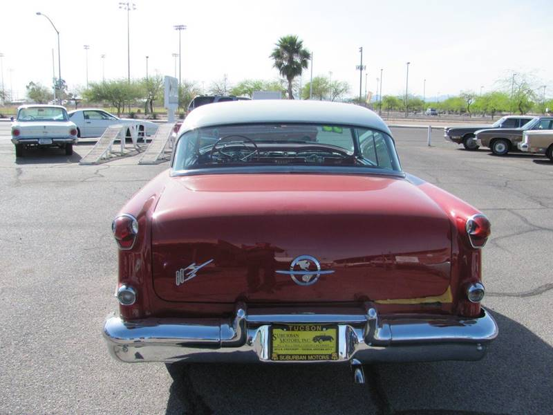 1955 Oldsmobile Super 88 In Tucson Az Suburban Motors