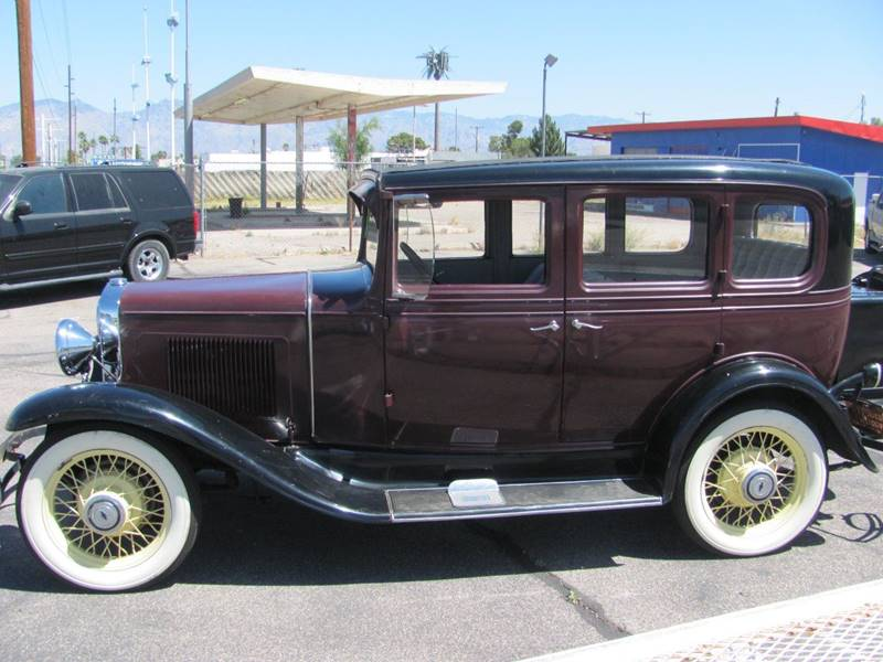 1931 Chevrolet 150 In Tucson Az Suburban Motors