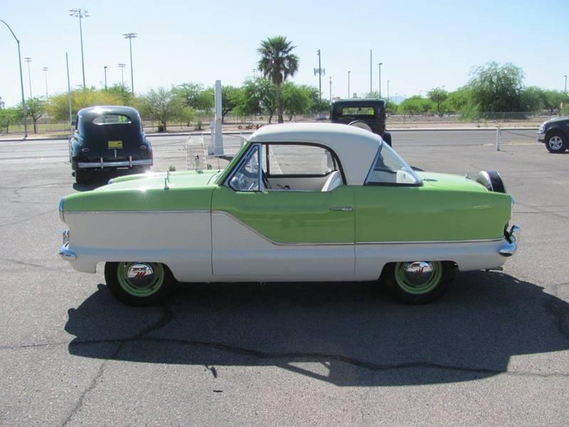 1959 Nash Metropolitan  - Tucson AZ