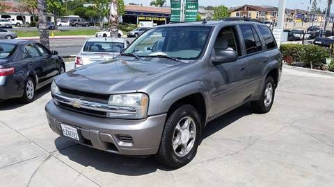 2007 Chevrolet TrailBlazer for sale in La Habra CA