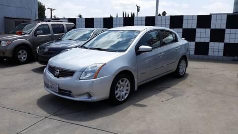 2011 Nissan Sentra for sale in La Habra, CA
