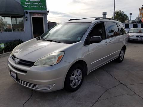 2004 Toyota Sienna for sale in La Habra, CA