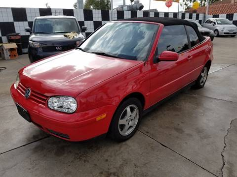 1999 Volkswagen Cabrio for sale in La Habra, CA