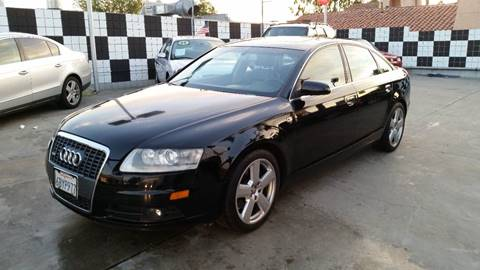 2008 Audi A6 for sale in La Habra CA