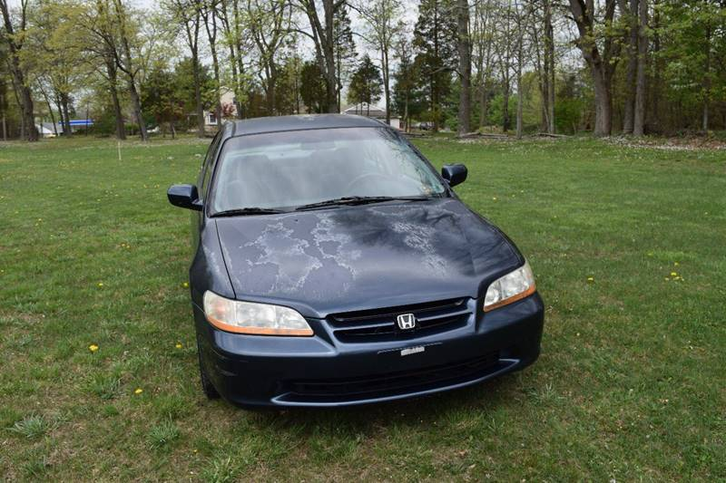 2000 Honda Accord for sale at Gear Heads Garage LLC in Harleysville PA