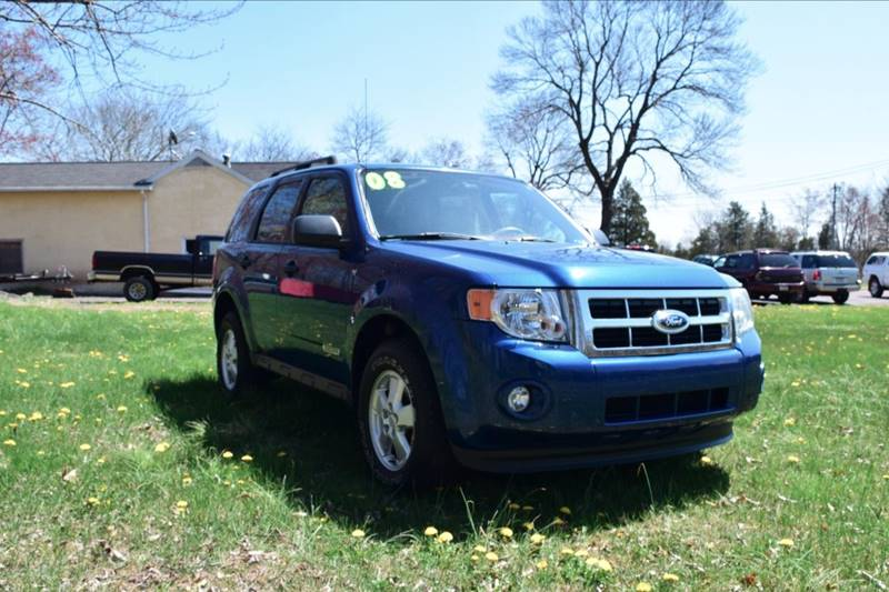 2008 Ford Escape for sale at Gear Heads Garage LLC in Harleysville PA