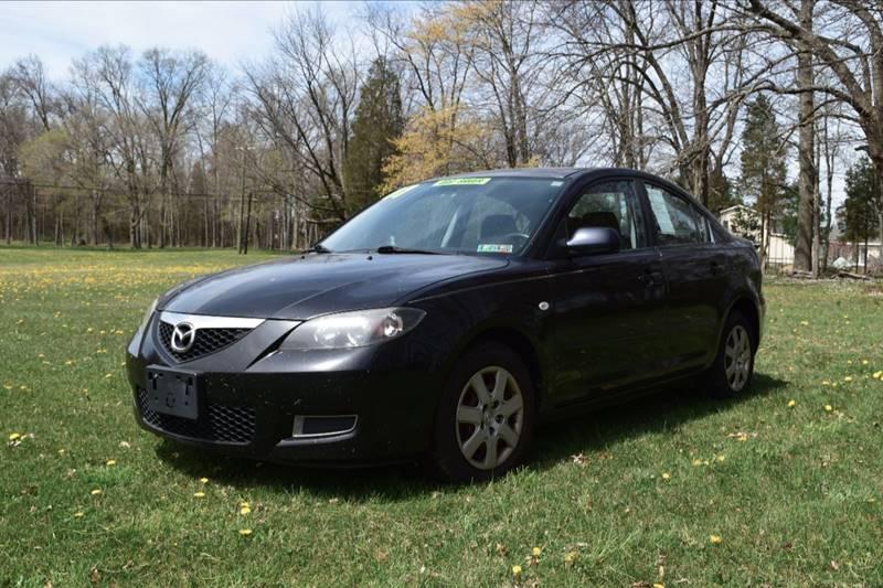 2007 Mazda MAZDA3 for sale at Gear Heads Garage LLC in Harleysville PA