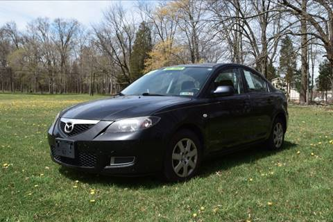 2007 Mazda MAZDA3 for sale at Gear Heads Garage LLC in Harleysville PA