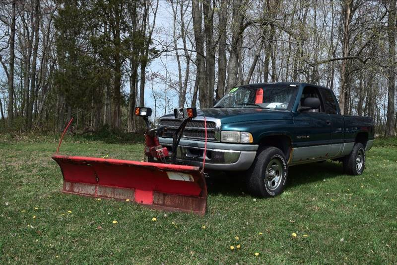 1999 Dodge Ram Pickup 1500 for sale at Gear Heads Garage LLC in Harleysville PA