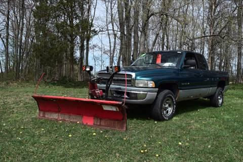 1999 Dodge Ram Pickup 1500 for sale at Gear Heads Garage LLC in Harleysville PA