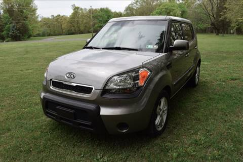 2011 Kia Soul for sale at Gear Heads Garage LLC in Harleysville PA