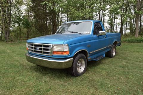 1994 Ford F-150 for sale at Gear Heads Garage LLC in Harleysville PA