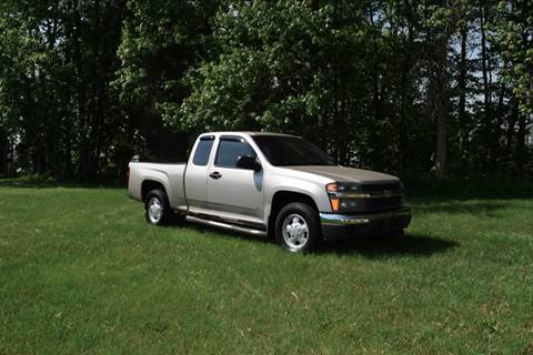 2006 Chevrolet Colorado for sale at Gear Heads Garage LLC in Harleysville PA