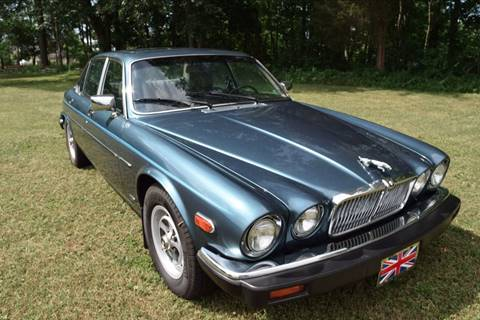 1986 Jaguar XJ-Series for sale at Gear Heads Garage LLC in Harleysville PA