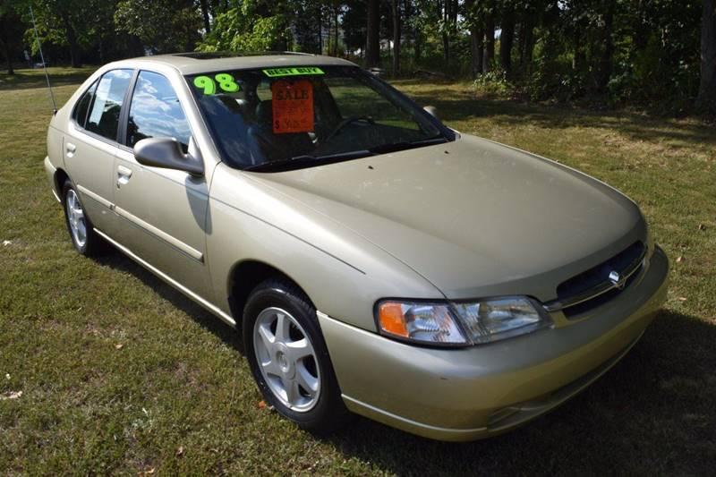 1998 Nissan Altima for sale at Gear Heads Garage LLC in Harleysville PA