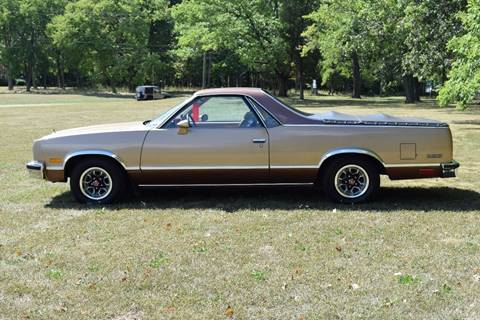 1985 Chevrolet El Camino for sale at Gear Heads Garage LLC in Harleysville PA