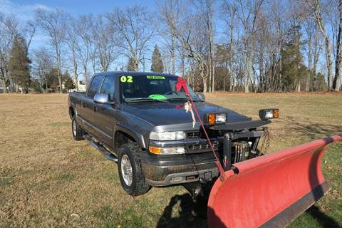2002 Chevrolet Silverado 1500HD for sale at Gear Heads Garage LLC in Harleysville PA