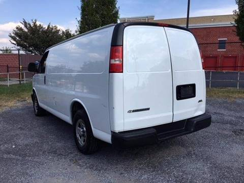 2007 Chevrolet Express Cargo for sale in Takoma Park, MD