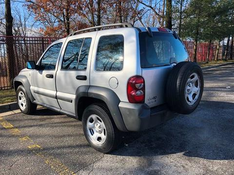 2007 Jeep Liberty for sale in Takoma Park, MD