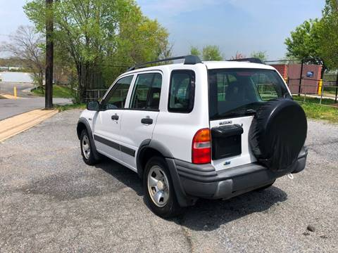 2004 Suzuki Vitara for sale in Takoma Park, MD