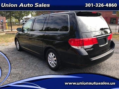 2010 Honda Odyssey for sale in Takoma Park, MD