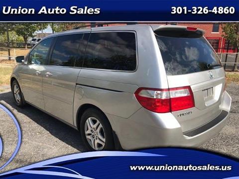 2007 Honda Odyssey for sale in Takoma Park, MD