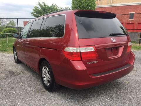 2006 Honda Odyssey for sale in Takoma Park, MD
