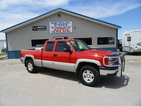 2005 Chevrolet Silverado 1500 for sale in Hastings, NE
